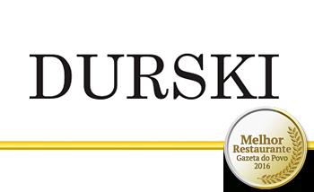 Restaurante DURSKI • +55 (41) 3225.7893 e +55 (41) 98855.5383